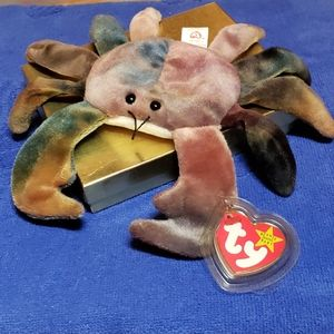 Claude the Famous Crab 🦀